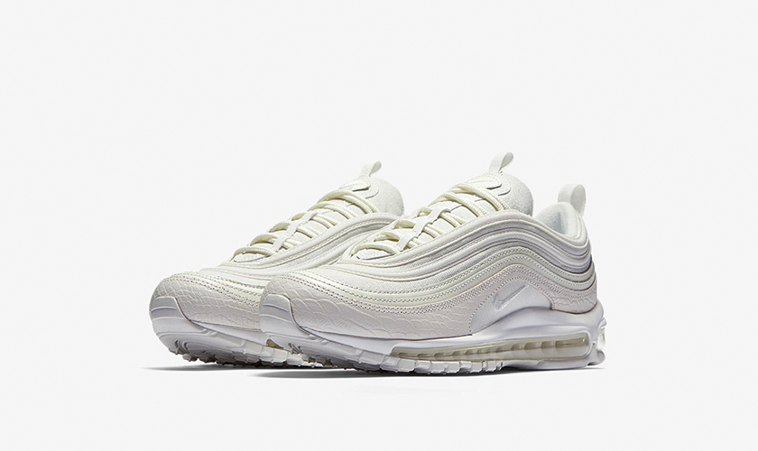 263a454c0b Nike Drops the Air Max 97 in 'Summit White'